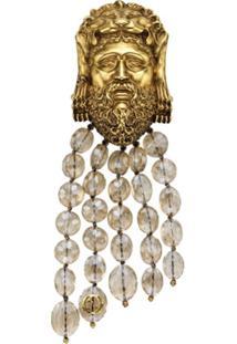 Gucci Brinco Único Hercules - Dourado