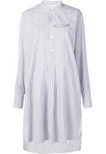 Marni Chemise Listrada - Branco