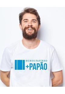 Camiseta Papinho Zé Carretilha Masculina - Masculino
