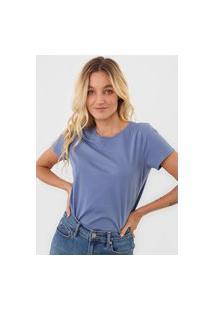 Blusa Gap Lisa Azul