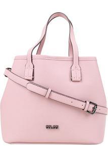 Bolsa Colcci Tote Shopper Com Necessaire Feminina - Feminino-Rosa