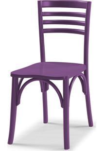 Cadeiras Para Cozinha Samara 83,5 Cm 911 Roxo - Maxima