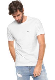 Camiseta Wrangler Collecti Branca