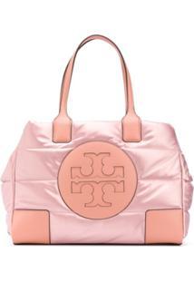 Tory Burch Padded Tote Bag - Rosa