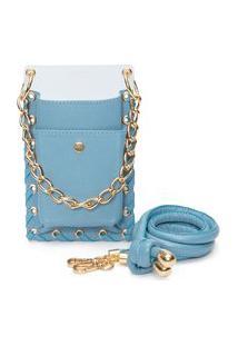 Bolsa Feminina Dreamer - Azul