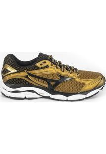 Tênis Running Mizuno Wave Ultima 7 Golden Runners
