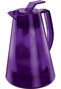 Bule Térmico Milan- Roxo- 500Ml- Euro Homewareeuro Homeware
