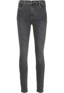J Brand Calça Jeans Slim Fit - Cinza