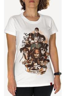 Camiseta Johnny Depp