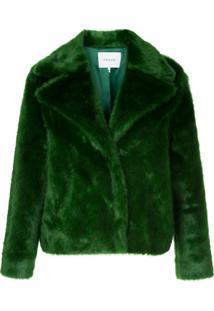 Frame Jaqueta Cropped - Green