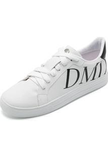 Tênis Dumond Liso Branco