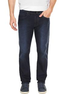 Calça Jeans Aramis Skinny Londres Azul-Marinho