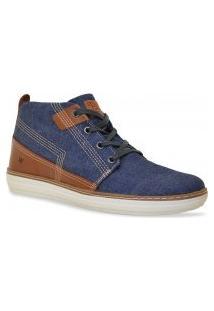 Sapatenis West Coast Sneaker Jeans