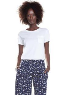 Camiseta Levis The Perfect Pocket 186720037 - Feminino