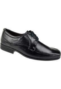 Sapato Cazzac Masculino - Masculino-Preto