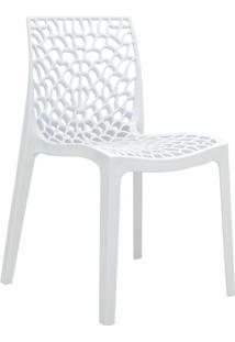 Cadeira De Jantar Gruvyer Branco