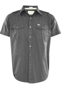 Camisa Gajang Chumbo