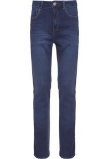 Calça Masculina Slim Mergui - Azul