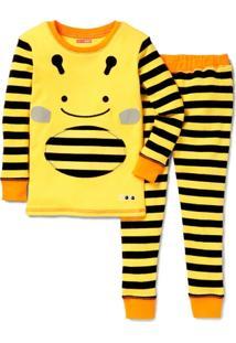 Pijama Zoo Abelhinha - Skip Hop - Feminino