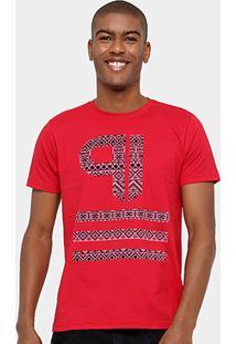 Camiseta Eagle Brasil Étnico - Masculino
