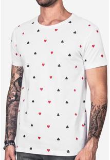 Camiseta Naipes 101089