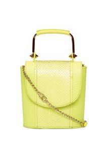 Bolsa Feminina Crossbody Crush Bag Pop - Verde