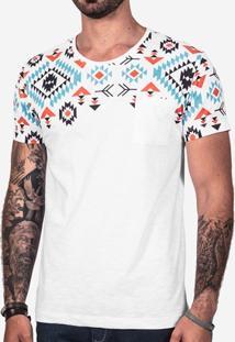 Camiseta Hermoso Compadre Ethnic Masculina - Masculino