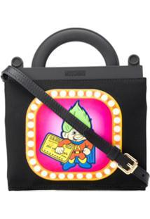 Moschino Trolls Tote Bag - Preto