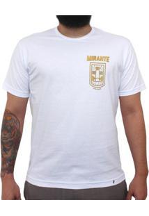 Mirante Foil - Camiseta Clássica Masculina