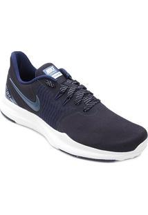 Tênis Nike In-Season Tr 8 Prm Feminino - Feminino-Preto+Azul