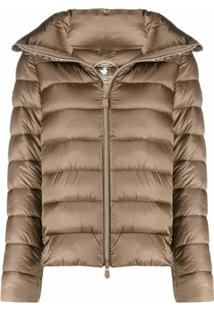 Save The Duck D3052W Irisy Padded Jacket - Marrom
