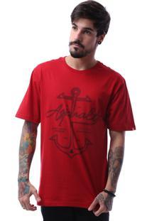 Camiseta Asphalt Seaworthy Masculina - Masculino