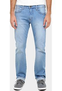 Calça Jeans Slim Triton Pedro Masculina - Masculino