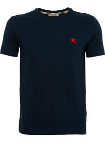 Camiseta Burberry Masculina London England Marinho