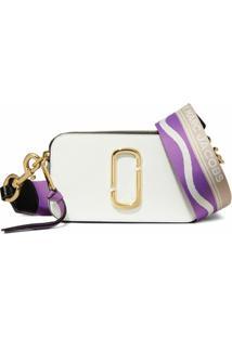 Marc Jacobs The Snapshot Bag - Branco