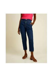 Calça Jeans Feminina Cigarrete Razon