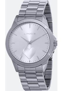 Kit Relógio Feminino Lince Lrmj097L-Kw20S1Sx 5Atm + Conjunto Simijóia