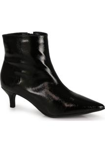 Ankle Boots Bico Fino Lara