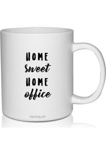 Caneca Branca Personalizada Para Home Office