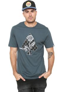 Camiseta Mcd Wire Fence Verde