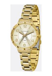 Relógio Feminino Lince Lrg4503L C2Kx