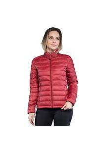 Jaqueta De Isolamento Térmico Insulate Ts Feminina Solo Vermelho