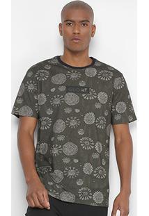 Camiseta Globe Especial Maize Masculina - Masculino-Verde