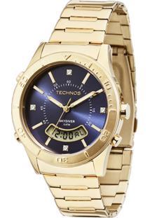 d14727bab5f Relógio Analógico Technos feminino