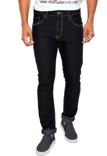 Calça Jeans John John Slim Nepal Azul