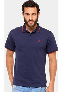 Camisa Polo Timberland Basic Jersey Masculina - Masculino