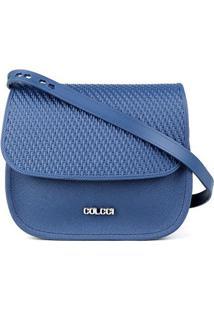 Bolsa Colcci Mini Bag Alaska Feminina - Feminino-Azul