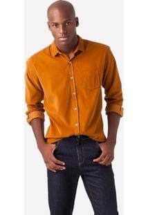 Camisa Ml Veludo Mirante - Masculino