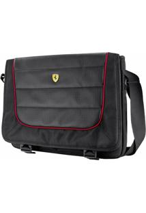 Bolsa Ferrari Nova Escuderia - Preta - Unissex