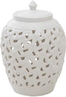 Vaso De Porcelana Lache